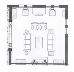 Staging Floor Plan NY