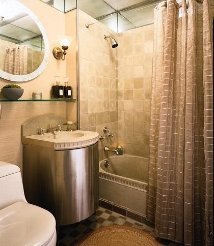 Residential Interior Designed Bathroom